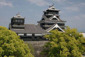 Kumamoto Castle. Photo by 663highland (CC BY 2.5)