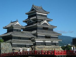 Matsumoto Castle. Photo by MOILIP (CC BY-SA 3.0)