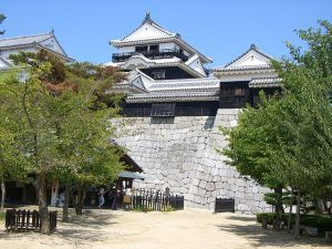 Matsuyama Castle. Photo by Jyo81 (CC BY 3.0)
