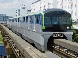 Tokyo Monorail train
